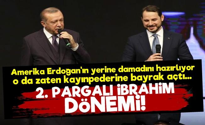 'Damat Erdoğan'a Bayrak Açtı!'