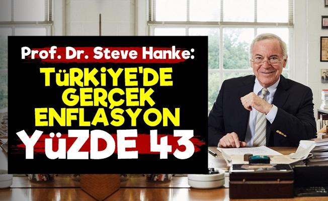'Erdoğan Kandırmasın Enflasyon Yüzde 43'