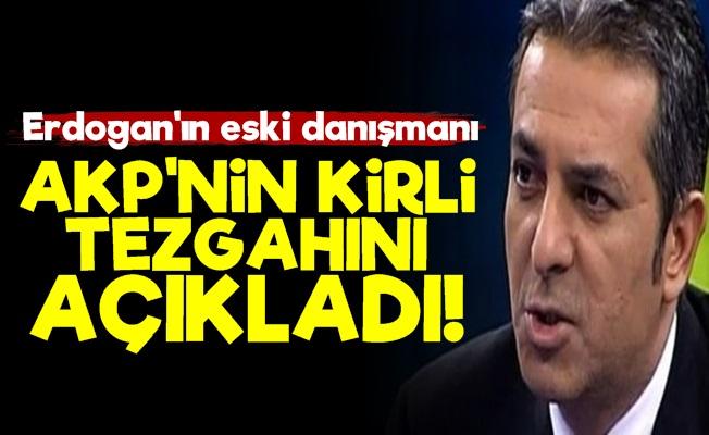 Eski Danışman AKP'nin Kirli Tezgahını Açıkladı!