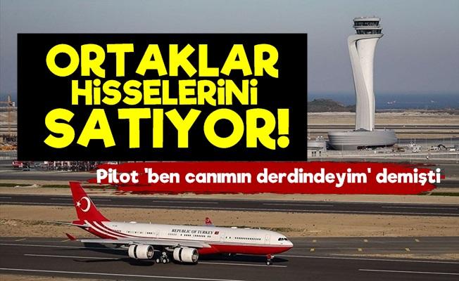 İstanbul Havalimanı'nda Hisseler Satılıyor!