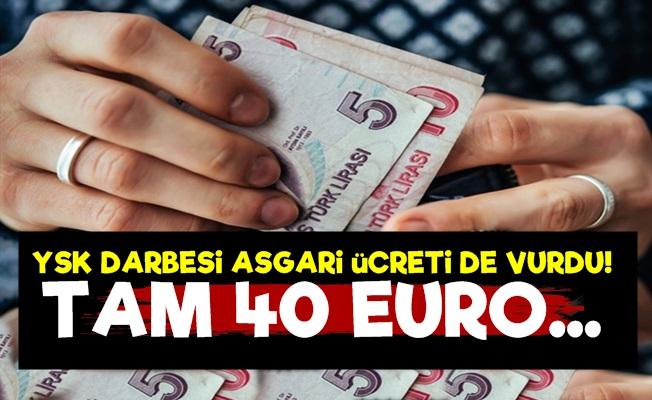 YSK Darbesi Asgari Ücreti de Vurdu!