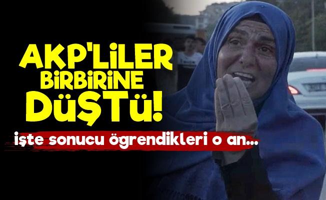 AKP'liler Birbirine Düştü!