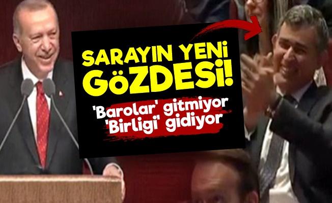 Barolar Boykotta Birlik Sarayda!