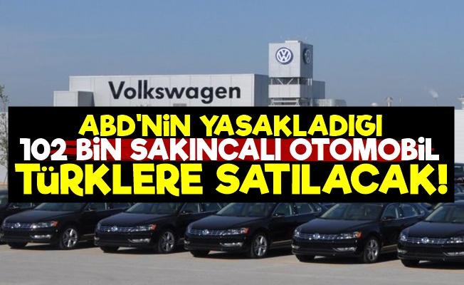 Volkswagen'in Yasakları Otoları Türkiye Yolunda!