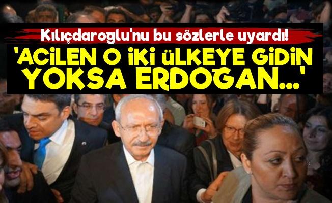 Erdoğan'ın Planını Anlatıp, Kılıçdaroğlu'nu Uyardı!