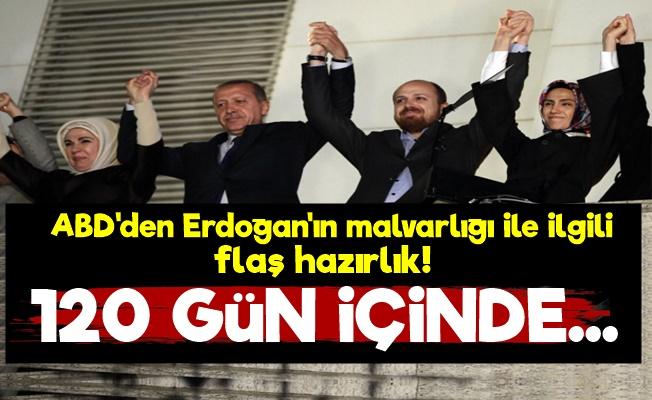Erdoğan Ve Ailesinin Malvarlığı 120 Gün İçinde...
