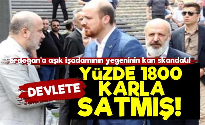 Yeğen Sancak'ın Kan Skandalı!