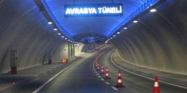Avrasya Tüneli'ne Yüzde 56 Zam!