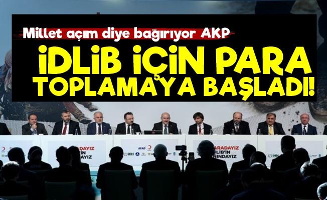 AKP'den İdlib'e Yardım Kampanyası!
