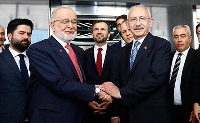 Kılıçdaroğlu Saadet'in Mitingine Katılacak!