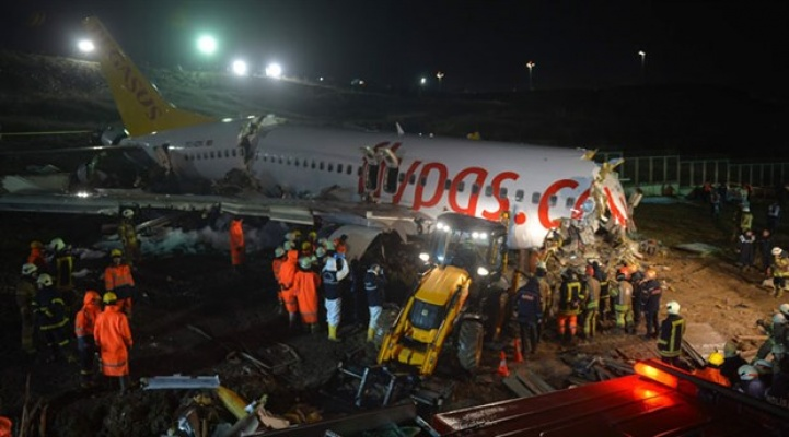 'Pilotlar Pas Geçmeliydi'
