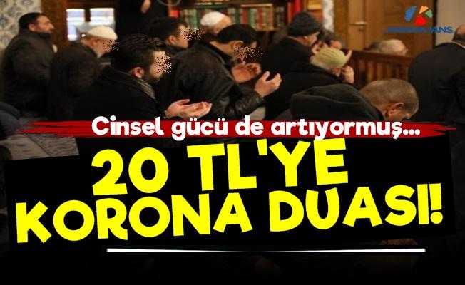 20 Liraya Koronavirüs Duası!