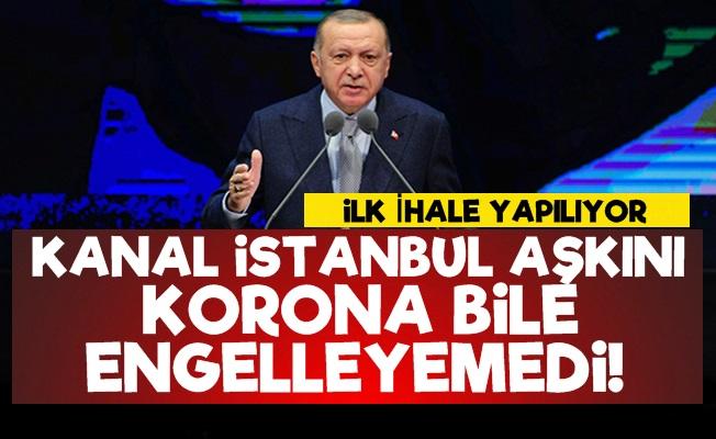 Kanal İstanbul'da İlk İhale Yapılıyor!