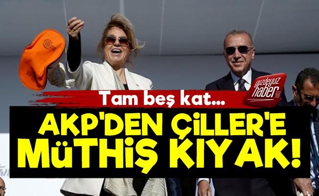 AKP'den Çiller'e Müthis Kıyak!