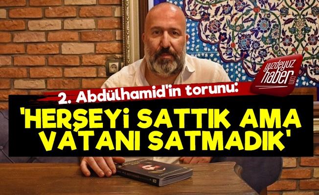 'Hain' Tartışmasına Torun Osmanoğlu da Katıldı!