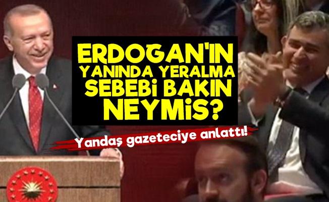 Feyzioğlu Erdoğan'a Yakınlığını Anlattı!