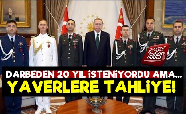 Erdoğan'ın Yaverlerine Tahliye!