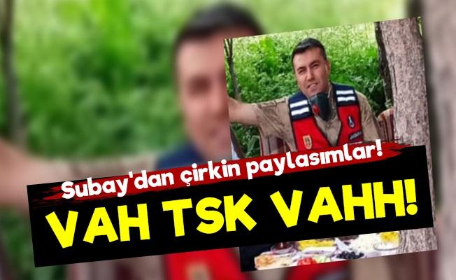 Türk Subayından Atatürk'e Çirkin Sözler!