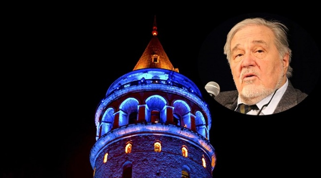 İlber Hoca'dan Galata Kulesi Rezaletine Sert Tepki!