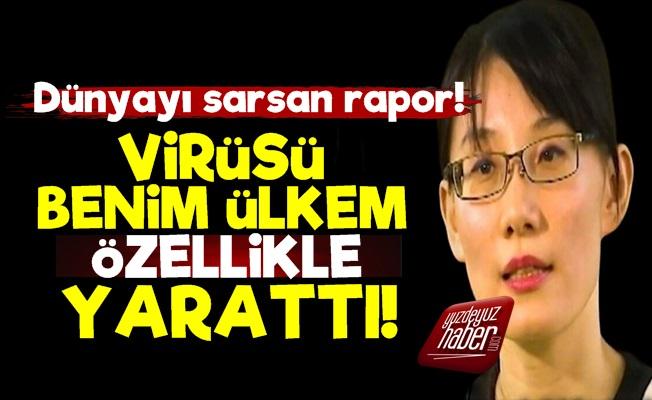 Çinli Virologtan Dünyayı Sarsan Korona Raporu!