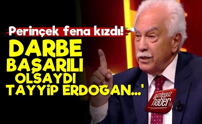 'Darbe Başarılı Olsaydı Erdoğan...'