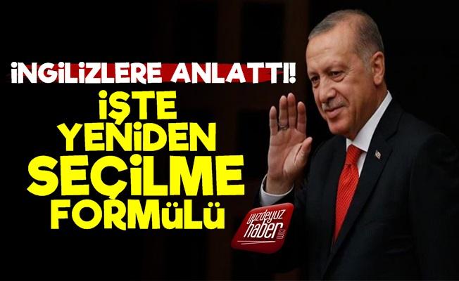 İşte Erdoğan'ın Yeniden Seçilme Formülü!