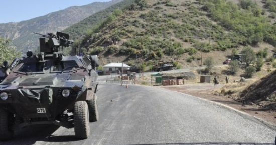3 PKK'LI ÖLDÜRÜLDÜ