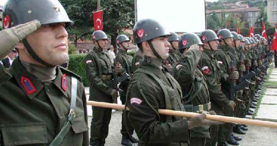 60 BİN ASKER POLİS OLUYOR!