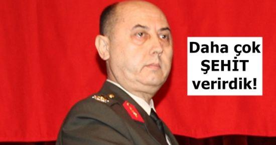 '7 ŞEHİT VAR, VİCDANIM RAHAT'