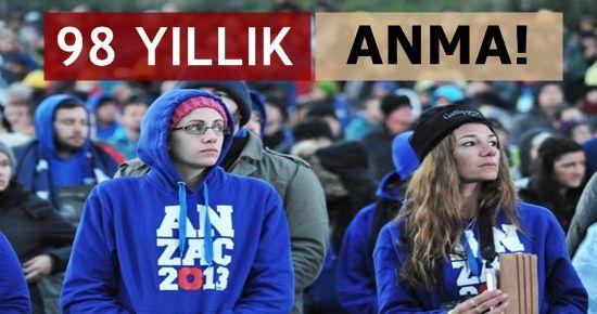 98 YILLIK ANMA!