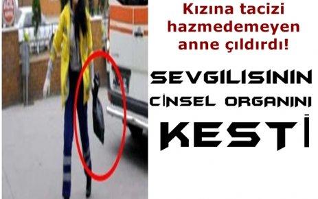 ACİL SERVİSİ ARADI, POLİSE TESLİM OLDU