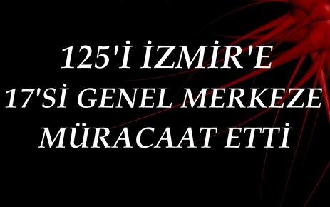 AK PARTİ İZMİR'DE 142 ADAY ADAYI