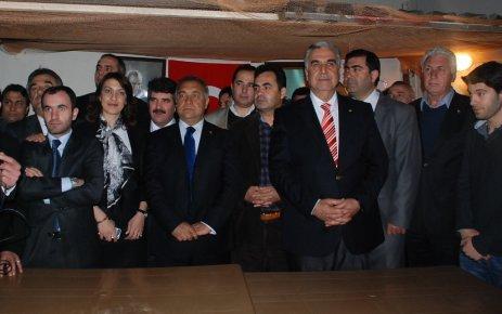 AK PARTİ STARTI KARABAĞLAR'DAN VERDİ