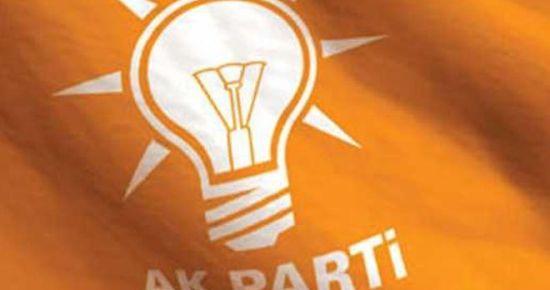 AK PARTİ'DE TOPLU İSTİFA DEPREMİ!