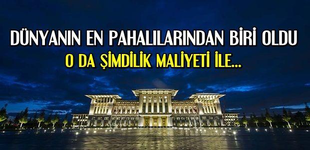 AK SARAY ZİRVEYİ ZORLUYOR...