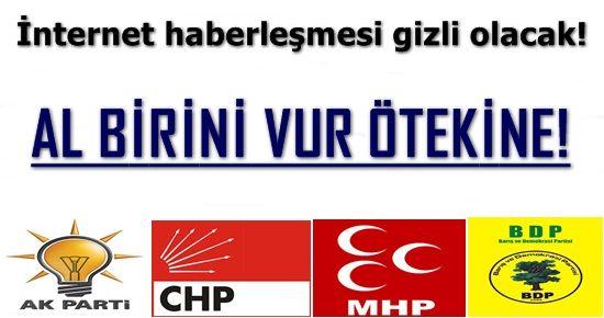 AL BİRİNİ VUR ÖTEKİNE!