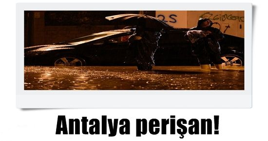 ANTALYA PERİŞAN...