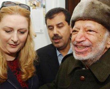 ARAFAT'IN EŞİNE ŞOK SUÇLAMA!