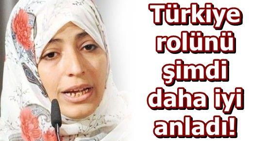 'ARAP GENÇLİĞİNİN TALEPLERİNİ YENİ ANLADINIZ'
