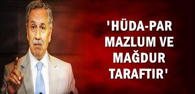 ARINÇ'TAN CİZRE OLAYLARI YORUMU...