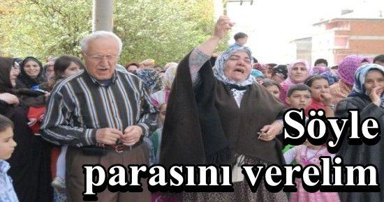 ARSA SAHİBİ ORTAYA ÇIKINCA...