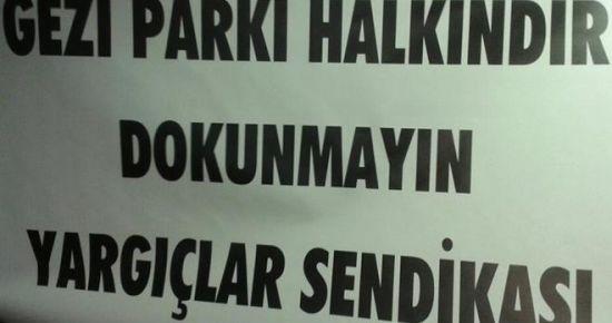 'ARTIK SUSMA DEĞİL KONUŞMA ZAMANI'