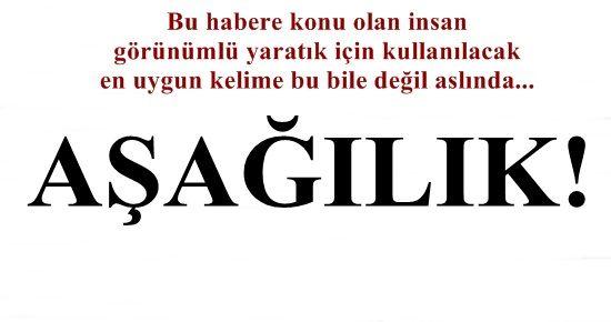 'AŞAĞILIK' SÖZCÜĞÜ BİLE AZ KALIR!