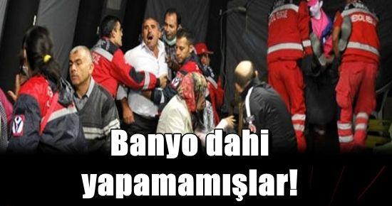ASKERLER BANYO BİLE YAPAMAMIŞLAR!