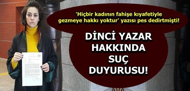 AVUKAT FEYZA ALTUN SESSİZ KALMADI!