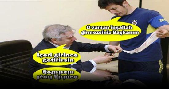 AZİZ BAŞKAN'DAN DUYGUSAL VEDA!