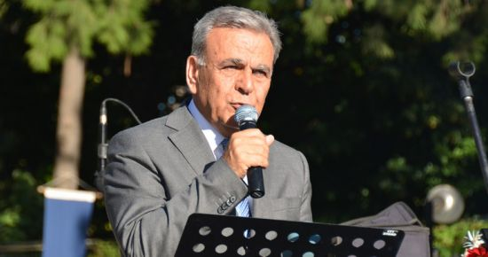 AZİZ BAŞKAN'DAN GREVCİLERE SERT TEPKİ