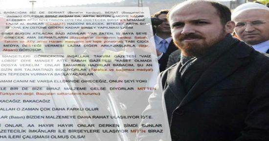 'BABA MANŞET HAZIR, MİT'İ BEKLİYORUZ'