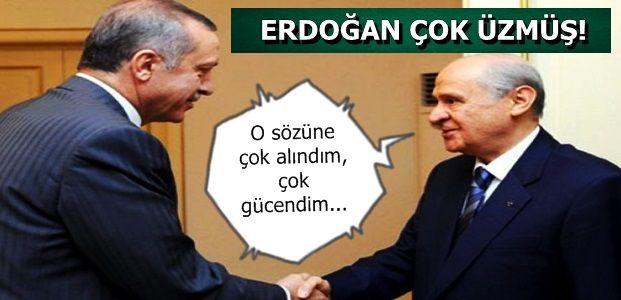 BAHÇELİ'DEN ERDOĞAN'A SİTEM...