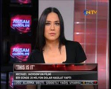 BANU GÜVEN NTV'YE VEDA ETTİ...